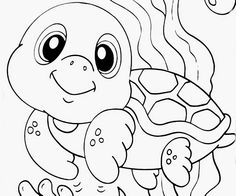 how to draw a baby chimpanzee