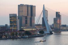 Rotterdam nommée meilleure ville d'Europe par l'Academy of Urbanism - © Ossip van Duivenbode - Nov.2014