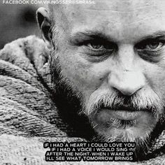 """Ragnar Lothbrok"" - Travis Fimmel"