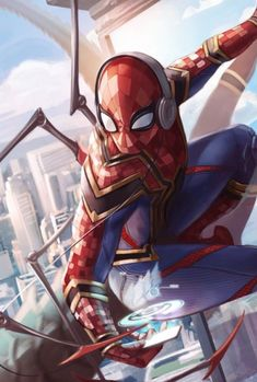 Miles Spiderman, Spiderman Girl, Marvel Art, Marvel Dc Comics, Marvel Heroes, Amazing Spiderman, Best Marvel Characters, Avengers Cartoon, Mundo Marvel