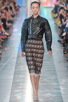 The Spring 2013 Runway Report - Cage Match - Christopher Kane