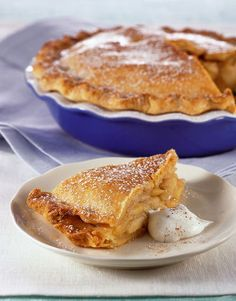 Apple pie al profumo di cannella e limone