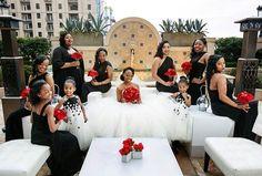 A black & white affair for an idea! Credit: internet #wedding #weddings #mrandmrs #tietheknot #bride #bridal #groom #groomsmen #bridesmaid #weddingdress #weddingready #fashion #style #bridalparty #engaged #love #inspiration #inspirations #weddinginspiration #weddinginspirations http://xboxpsp.com/ipost/1512579165672920973/?code=BT9wry4l1eN