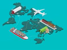 #International #cargo services #Mumbai by Express Air Logistics handle your cargo with the utmost care.