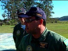 No coração do Brasil - Divisão de Operações Aéreas da Polícia Rodoviária...