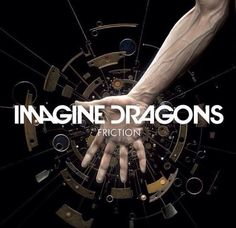 Imagine Dragons 'Friction' Artwork From Smoke + Mirrors!