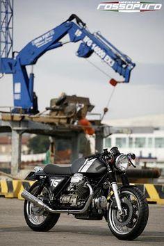 "Moto Guzzi ""76"""