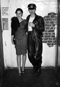 Derek Ridgers' London Youth, Christine and PEter, Blitz, 1979 Blitz Kids, Youth Subcultures, Roxy Music, The Blitz, New Romantics, Club Kids, Youth Culture, Music For Kids, Club Style