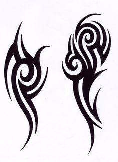 Tattoo Designs | tribal tattoo design img7 tribal flash tatto sets tattoo tattoo