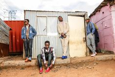 In 2013 they partnered with filmmaker, Meja L. Shoba to shoot what would be their internationally nominated short film. Starring the crew of six and their muse, the film speaks through its African Street Style, African Style, Ben Sherman, People Art, Stunts, Winter Collection, Short Film, A Team, Filmmaking