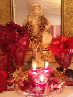 red mother altar