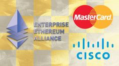 Mastercard and Cisco Join Enterprise Ethereum Alliance    The Enterprise Ethereum Alliance (EEA) was recently joined by 34 new members including Mastercard Cisco Scotiabank and the Government of Andhra Pradesh bringing the total membership of the consortium to over 150 organizations.  On July 18 2017 the Enterprise Ethereum Alliance published a press release claiming that  with the 34 new members and the total size of 150-plus participants  the EEA became the worlds largest open-source…