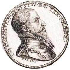 King Sigismund Augustus by Anonymous, ca. 1570 (PD-art/old), Österreichische Nationalbibliothek