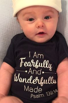 These beautiful Bible Verse Bodysuits make great gifts! With this deal, you will be able to customize the perfect, unique bodysuit for your child.