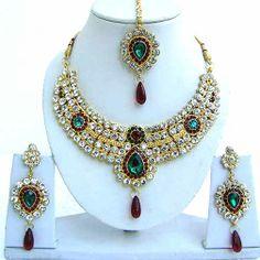 Diamond Bridal Jewelry Set NP-234