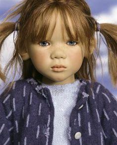Annette Himstedt - Emilie doll