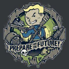 #fallout #pipboy #tshirt