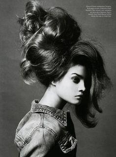 Vogue Italia | Natalia | Steven Meisel