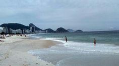Praia de Copacabana - Rio de Janeiro - Brazil