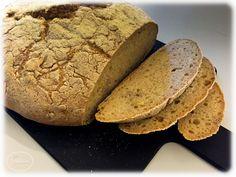 gluten free walnut bread