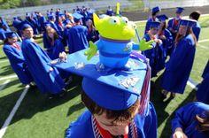 The coolest graduation OooooooOOooooooo