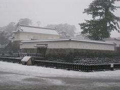 The Akaganeimon gate of Odawara Castle