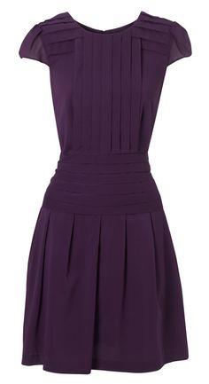 Aubergine Dream - my perfect dress