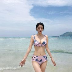 Swimsuits, Bikinis, Swimwear, Oriental Dress, Asian Angels, Ulzzang Girl, Asian Beauty, Sexy, Hot Girls