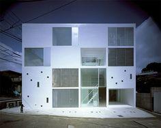Y.Z.R. Office by Junichi Sampei/A.L.X., Tokyo, Japan - (2006-2007).
