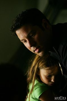 Daddy Matt (Heroes S01E03)