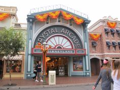 Crystal Palace, Disneyland Walt Disney Company, Crystal Palace, Disney Parks, Arcade, Disneyland, Concept Art, Lovers, Earth, Halloween