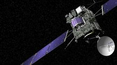 Mission Complete': RIP Rosetta Space Probe