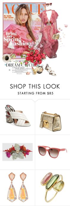 """Gucci for Vogue Netherlands, May 2016"" by mercanici ❤ liked on Polyvore featuring Gucci, Bottega Veneta, Kendra Scott, Chanel and Pippa Small"