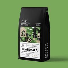 Black Packaging, Pouch Packaging, Luxury Packaging, Food Packaging Design, Coffee Packaging, Bottle Packaging, Packaging Design Inspiration, Branding Design, Coffee Labels
