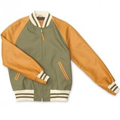 The Baseball Jacket by Golden Bear - Outerwear - Accessories