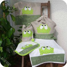 Set asilo personalizzato by Ale soft craft