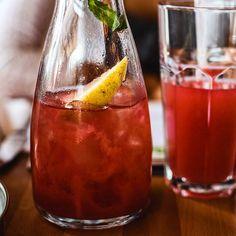 You have to admit this looks yummy.  #pinklemonade #drinks #beverages #food #photography #foodie #foodstagram #nikon #nikkor #d750 #50mm  Ahmadkawi.com