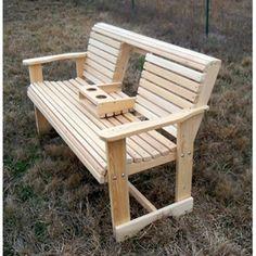 45 Best DIY Outdoor Bench Ideas for Seating in The Garden – HomeBestIdea Gartenbank Painting Wooden Furniture, Wooden Pallet Furniture, Wooden Pallets, Diy Furniture, Antique Furniture, Modern Furniture, Furniture Logo, Furniture Storage, Furniture Movers