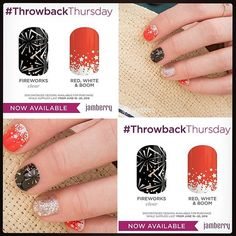 Image result for jamberry red white and boom