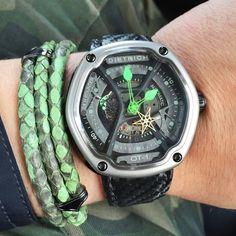 Dietrich OT-1 Luminescent Watch - $1000