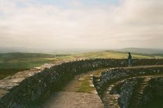 Fort in Donegal, Ireland... where I used to go after school...Grianin Ailleach...perfect place to think, just think