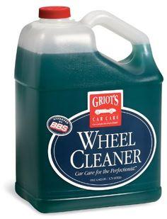 Griots Garage 11107 Wheel Cleaner  1 Gallon *** Visit the image link more details.
