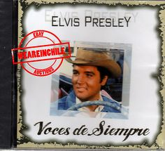 Elvis Presley Voces de Siempre rare cd made in Chile Elvis Presley, Chile, Good Things, Baseball Cards, Ebay, Shopping, The Voice, Chili, Chilis