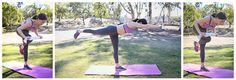 Jackie - Towel Workout - Fitness - SFG Diary