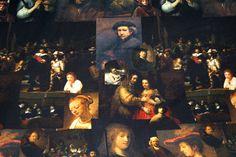 Stenzo16/17 8808 Tricot digitaal portret donkere tinten