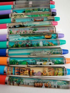 Floaty Pens~Image by Lili M