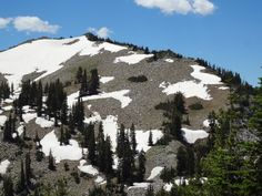 Hiking Mount Wolverine and the Wolverine Cirque