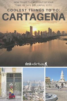 Don't miss this amazing guide for all there is to see and the many things to do in Cartagena Colombia -- it's an incredible, vibrant, and colorful place that is sure to captivate you. Trip To Colombia, Visit Colombia, Colombia Travel, Machu Picchu, Bolivia, Ecuador, Patagonia, Puerto Natales, Titicaca