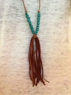 You may request length or different leather color Approximately 38-40 inches in length