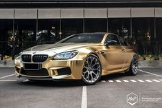 One of the most praised metal of all times, gold has taken the hearts of many through its various forms of being, from investors's trading currency to lavish spenders' jewelries. Bmw M6, Car, Life, Style, Autos, Swag, Automobile, Cars, Outfits